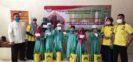 Distribusi Paket Lebaran Yatim Piatu dan Dhuafa